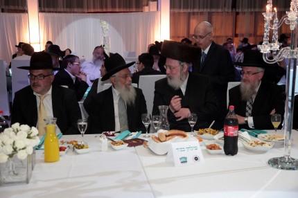 הרב צבי כהן, הרב ישראל אייכלר, הרב יעקב אריאל והרב יוסף שוינגר