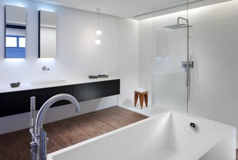 חד אמבטיה מקוריאן - רגבה