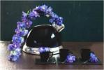 פרחים גליקסברג עיצוב