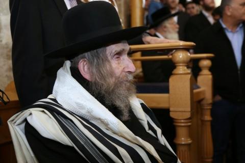 הרב שטיינמן סנדק