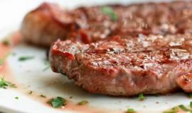 אנטריקוט בשר בקר