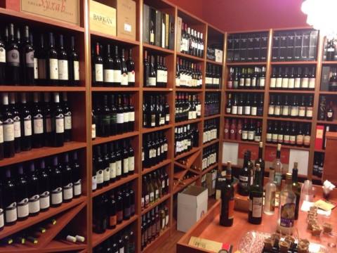 חנות יין גפנא