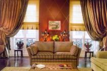 עיצוב כורסא וילון