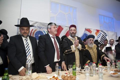 יצחק יוסף מימונה אשדוד דרעי אמסלם כנפו