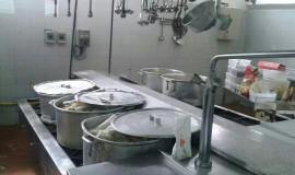מטבח אוכל סיר