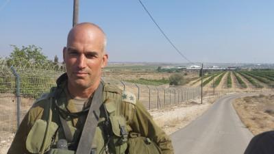 אורי גורדין חייל