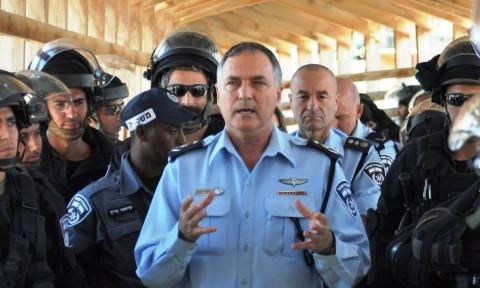 מפקד מחוז ירושלים | תמונת אילוסטרציה