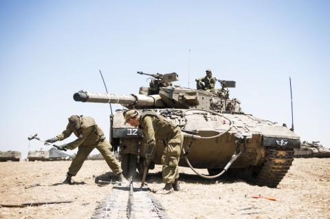 חייל צה''ל צבא עזה