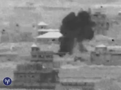 עזה תקיפה צבא צה''ל