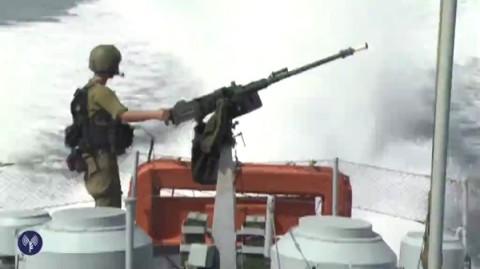 צבא חיל הים צה''ל עזה תקיפה טרור