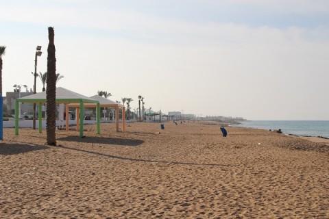 חוף ים נהריה