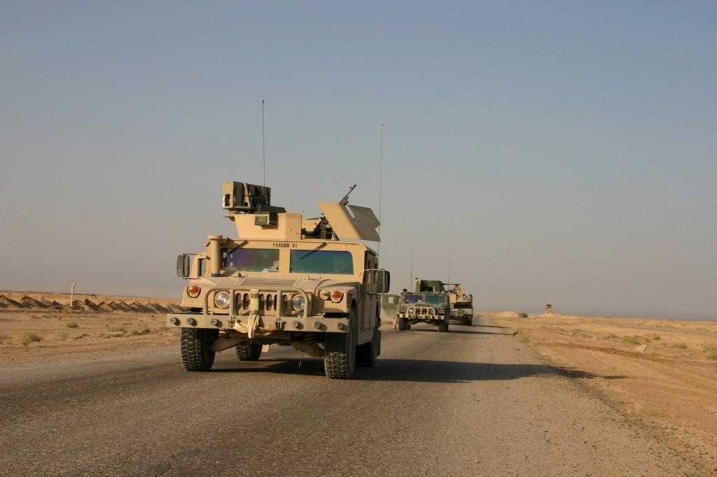 כוחות אמריקניים בעיראק