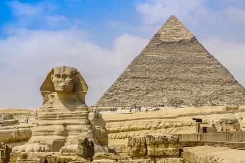מצרים קהיר פירמידה
