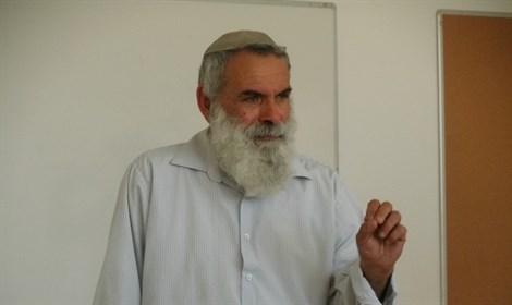 """הרב אביחי רונצקי זצ""""ל"""