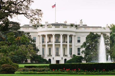 """הבית הלבן בארה""""ב"""