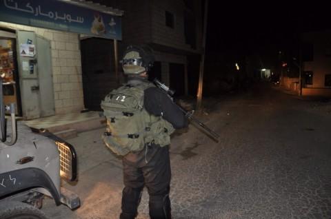 """צה""""ל, משטרת ישראל"""
