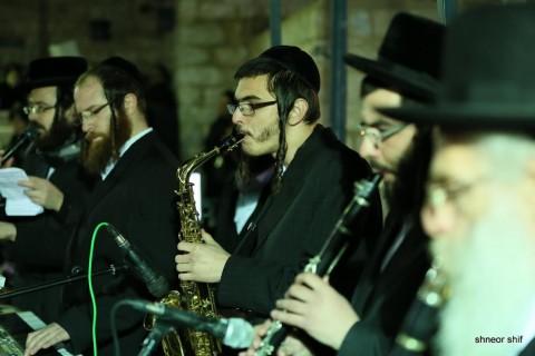 שניאור שיף חדשות 24  חלאקה מירון תזמורת