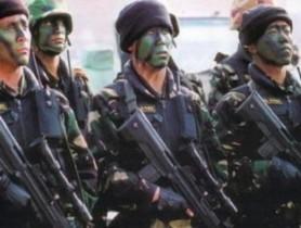 חיילים באוקראינה