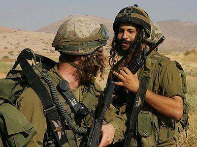 נצח יהודה, חייל חרדי, הנח''ל החרדי, צה''ל