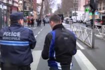 שוטרים צרפתיים • אילוסטרציה