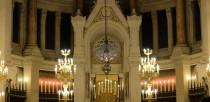 נתניהו צרפת בית הכנסת
