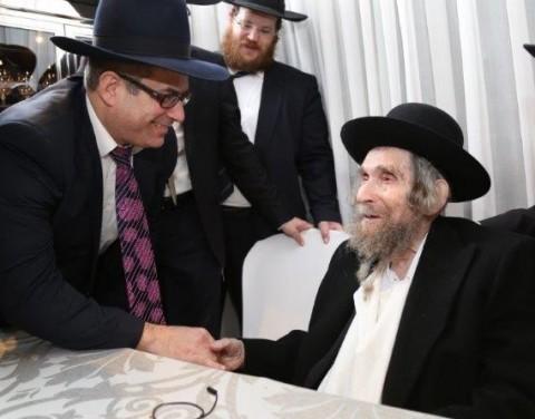 איצקוביץ הרב שטיינמן