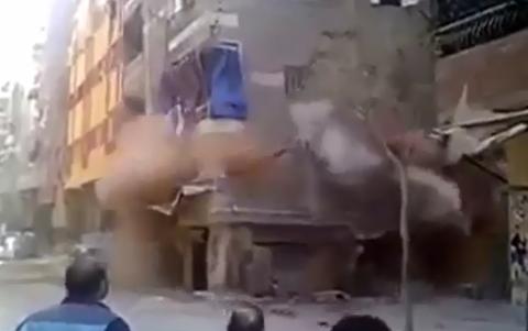 רעידת אדמה קריסה נפאל