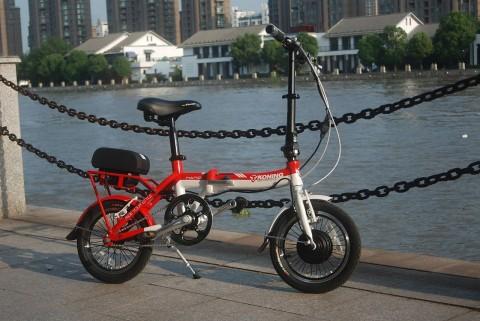 אופניים חשמליים   אילוסטרציה
