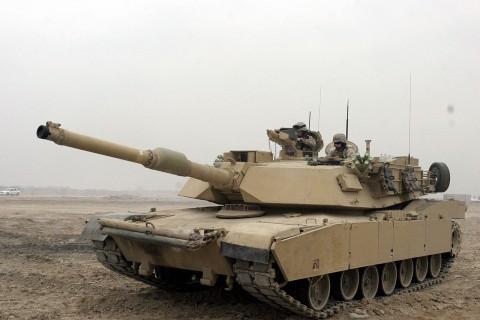 טנק אמריקאי