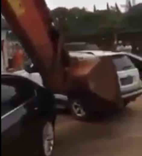 רכב אוטו דחפור