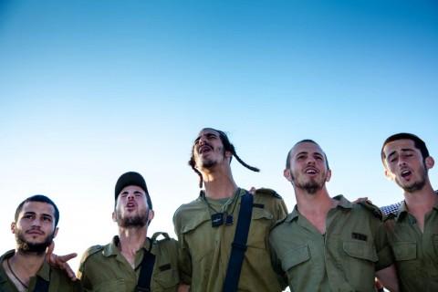 חיילים נח''ל חרדים
