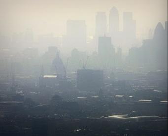 zihum avir זיהום אוויר