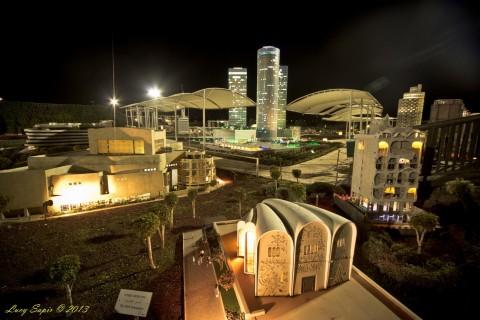 לילה במיני ישראל