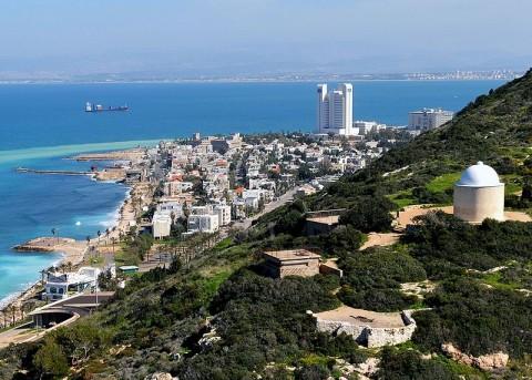 Zvi Roger ויקיפדיה שכונת בת גלים חיפה הר הכרמל