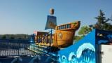 סירה בסערה 2 בפארק קיפצובה צילום אורלי עובדיה
