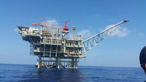 אסדה גז חיל הים