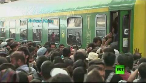 מהגרים, אירופה, סוריה