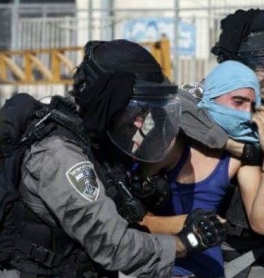 משטרה, ערבים, אבנים, התפרעויות