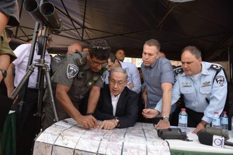 נתניהו סאו ארדן ירושלים טרור