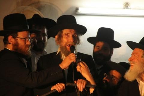 הרב זילברשטיין הרב שטיינמן