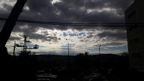 אריאל שרפר, גשם, סופה, מזג אוויר, חורף