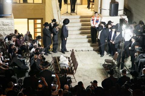 הלוויה רוטמן הר נוף,  צילום: זהר רווס