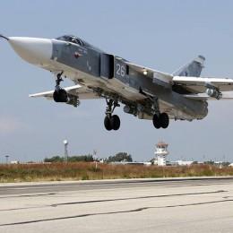 מטוס רוסי בסוריה • אילוסטרציה