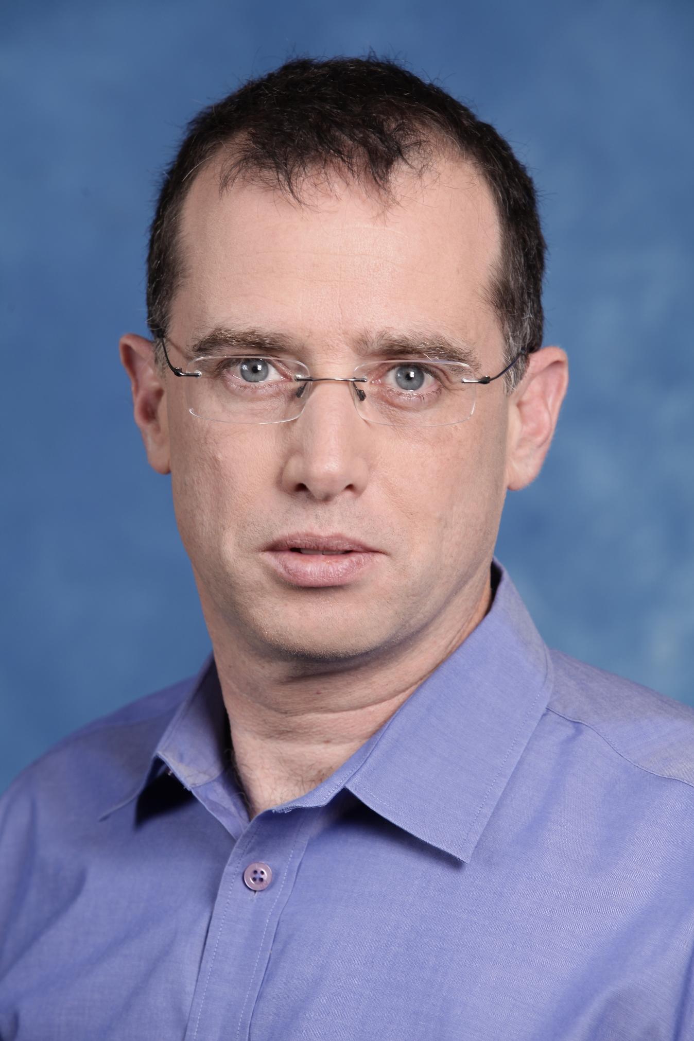 רן גוראון - מנכל פלאפון הנכנס