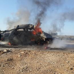 שריפה, תאונה 1
