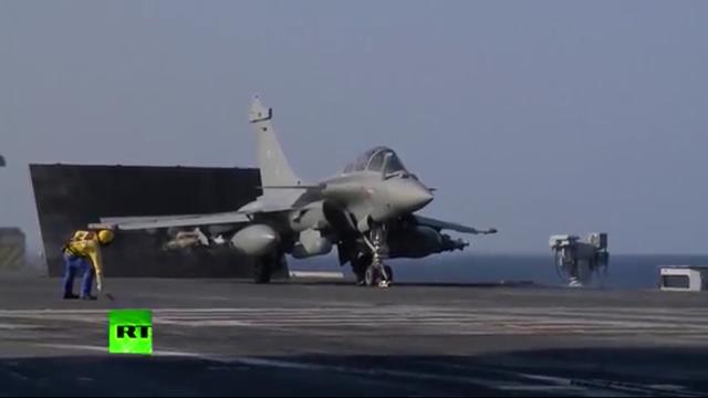 מטוס קרב, נושאת מטוסים