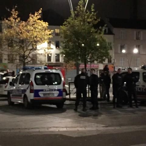 משטרה, אירופה, פריז