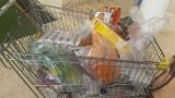 קניות יש חסד עגלה אוכל