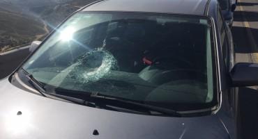 רכב פגוע בעוקף חוסן | תמונת אילוסטרציה
