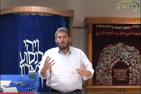 הרב יהושע ואן דייק